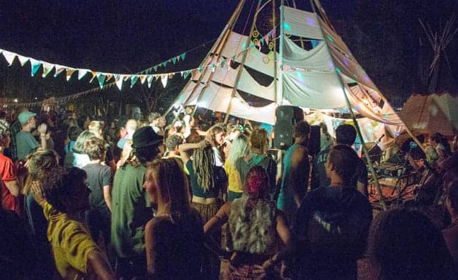 JOINING THE HIPPIE COMMUNITY AT SHAMBHALA IN THE JUNGLE