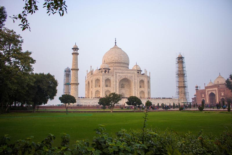 must see india taj mahal