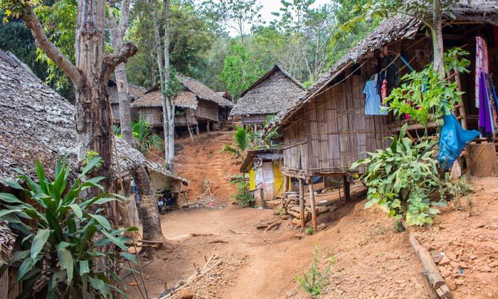 Chiang Mai things to do - Akha Village