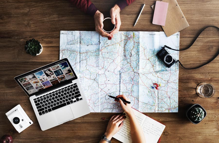 jobs for people who love to travel, careers that involve traveling, how to become a digital nomad