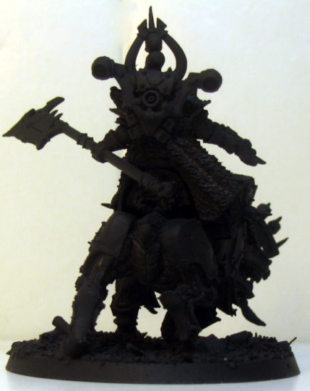 Warsmith from the rear