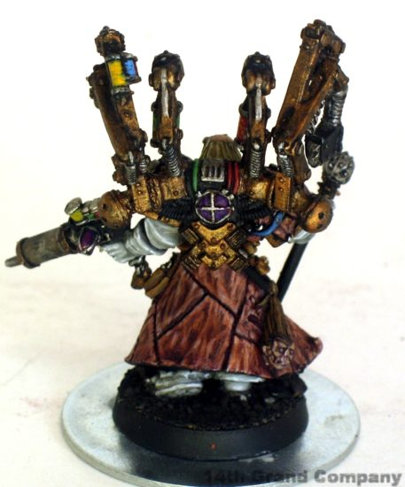 Fabius Bile Stage 5 Back