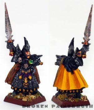 Dark Elf Master
