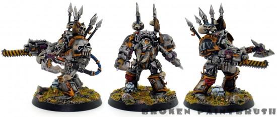 Iron Warriors Terminator 1