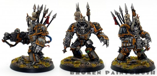 Iron Warriors Terminator 2