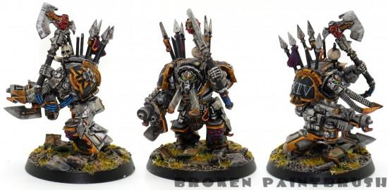 Iron Warriors Terminator 4
