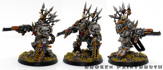 Iron Warriors Terminator 5
