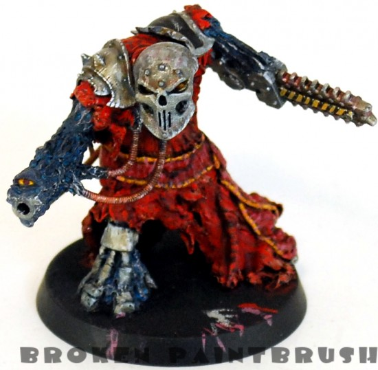 WIP Sculpted Obliterator - part 4