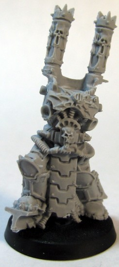 Warpsmith Torso