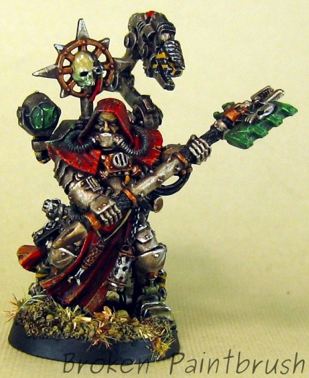 Traitor Guard Tech Priest