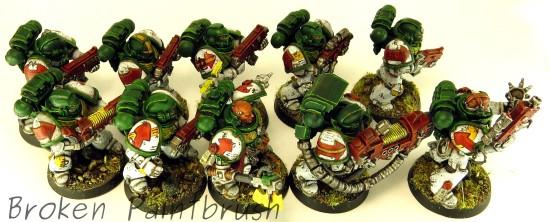 Mentor Legion 2nd Company Squad 2