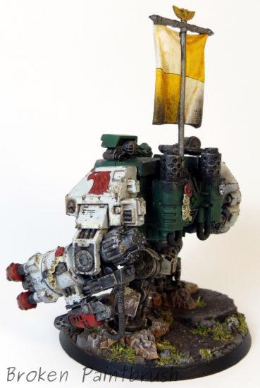 Mentor Legion Ironclad Dreadnought