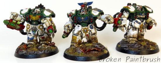 Mentor Legion Centurion Devastator Squad