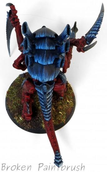 Carnifex of Hive Fleet Behemoth