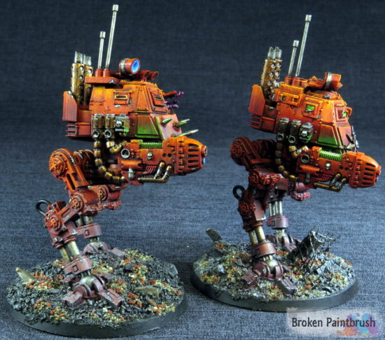 Traitor Guard Armored Sentinel