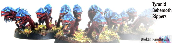 Tyranid Rippers