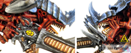 How to Paint a Carnifex Eye
