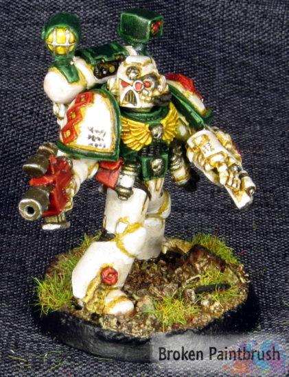 Mentor Legion Command Company Apothecary