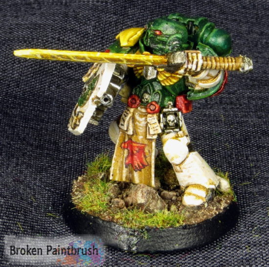 Mentor Legion Command Company Champion