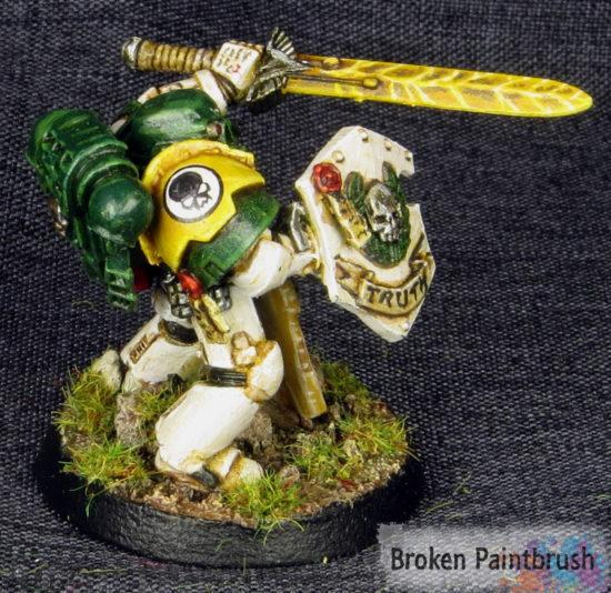 Mentor Legion Command Company Champion