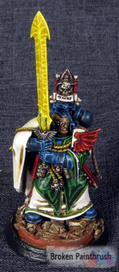 Mentor Legion Librarian Austu