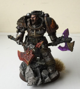 Iron Warrior by Apologist