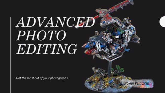 advanced photo editing