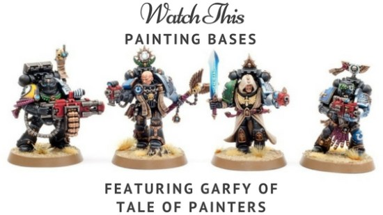 Watch This Painting Bases
