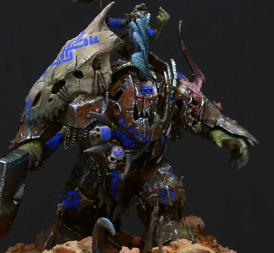 Orruk Megaboss by Roman