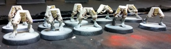 Base Layer of White on the AdMech