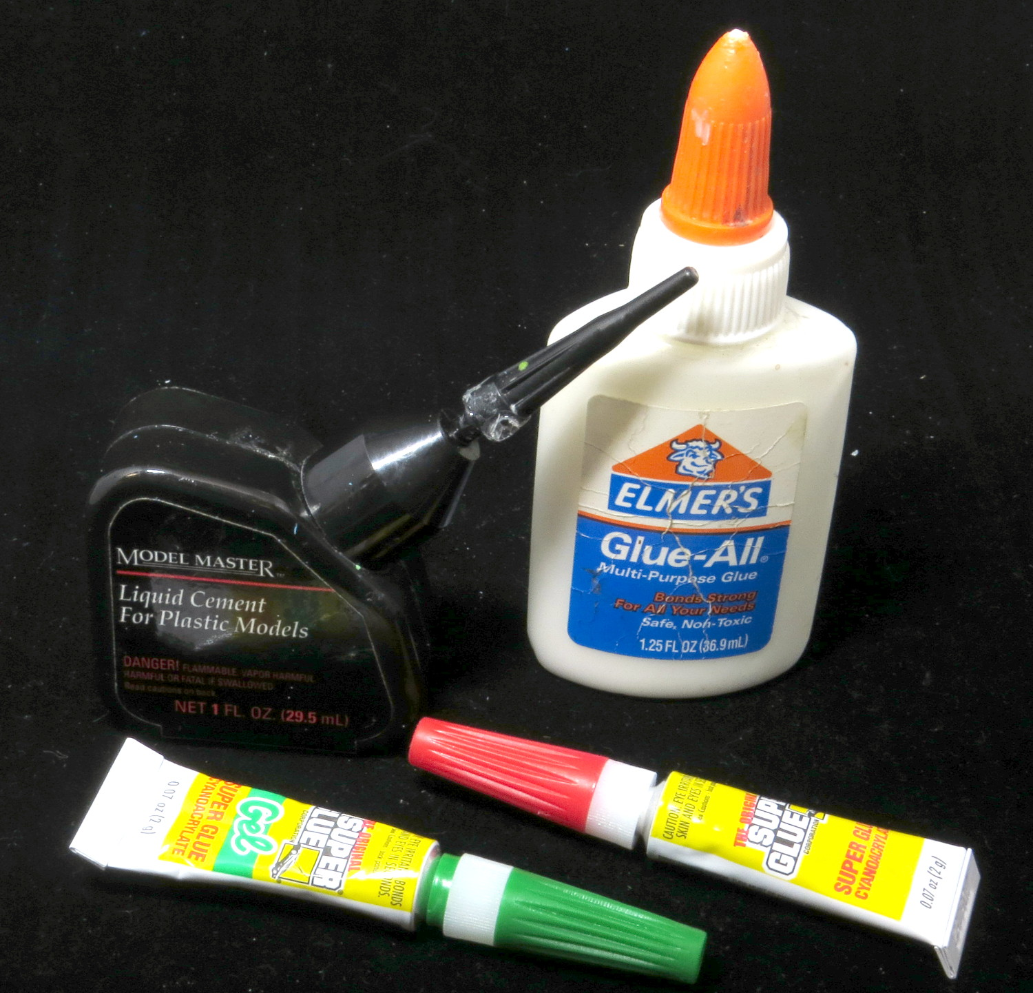This is a simple example of the importance of using the right glue. While  there are a ton of glues in the world, we focus on three in our hobby:  plastic ...