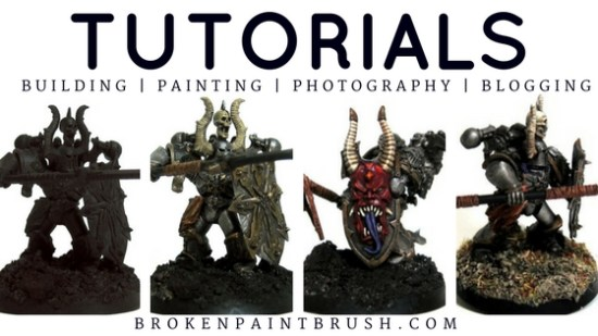 Broken Paintbrush Tutorials