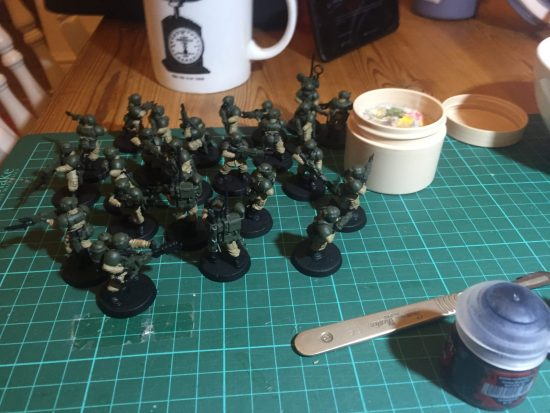Tips on Batch Painting