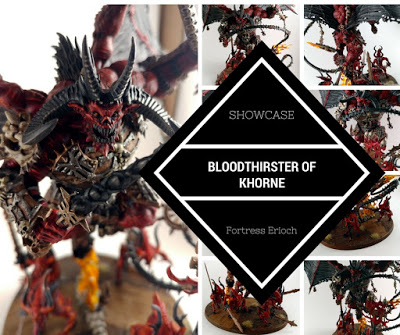 Adding Bloodletters to a Bloodthirster base
