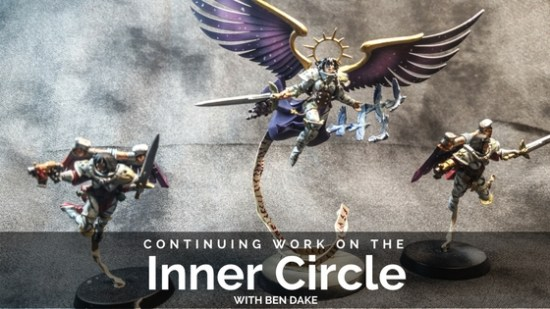 Continuing Work on the Inner Circle