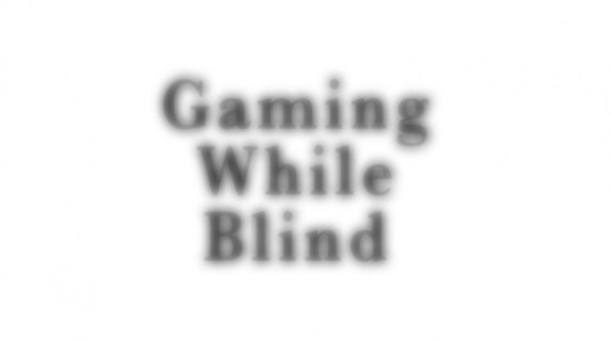 Playing Warhammer while blind