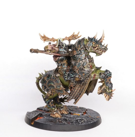 Converted Harbinger of Decay