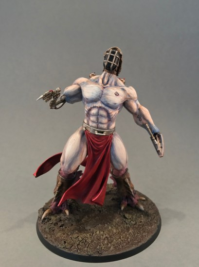 Magnus the Red Conversion