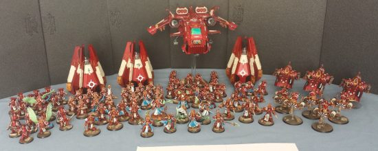 Heresy Era Thousands Sons Army