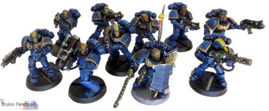 Rainbow Warriors Tactical Squad top
