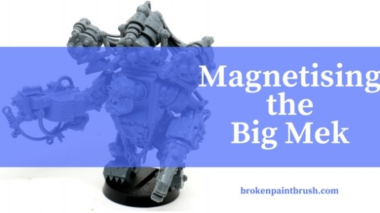 Magnetising the Big Mek