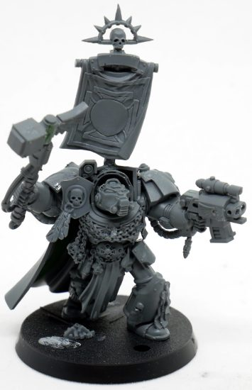 Mentor Legion Terminator Captain Conversion