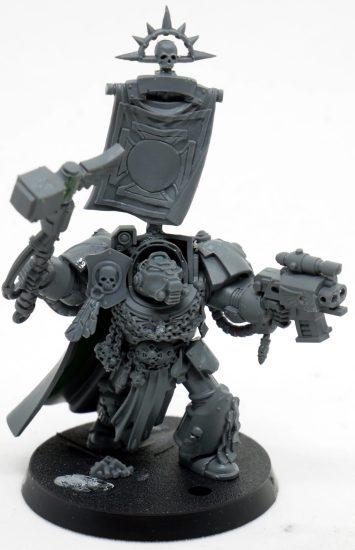 Mentor Legion Terminator Captain Conversion