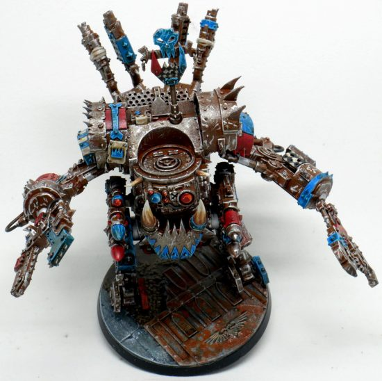 Death Skulls Deff Dread From the Top