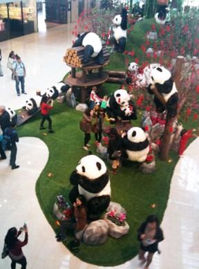 Panda Playground, Hong Kong
