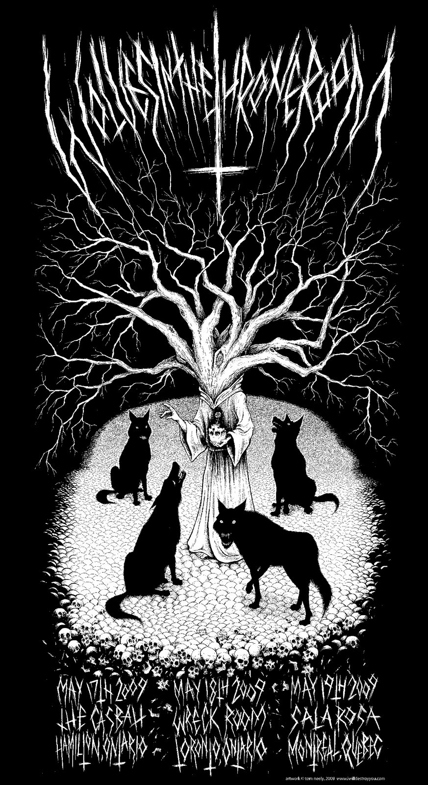 wolves in the throne room  Page 2  Broken Press Design