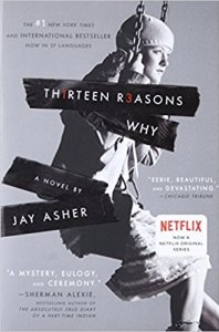 image of the novel 13 reasons why by jay asher