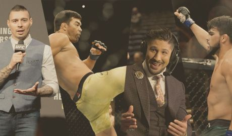 Lyoto Machida, Brendan Schaub, Kelvin Gastelum, the Sound Off & More
