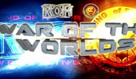 Ross Report Slobberknocker War of Worlds Madison Sellout