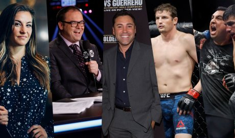 The MMA Hour Live - November 12, 2018